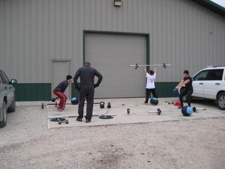 CrossFit 4 090