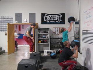 CrossFit 4 207
