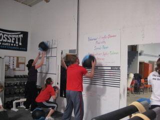CrossFit 4 230