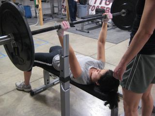 Linas Bench Press
