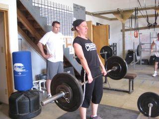 CrossFit 8 300
