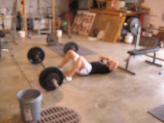 CrossFit 8 308