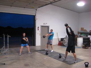 CrossFit 10 163