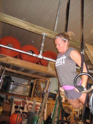 CrossFit 10 168