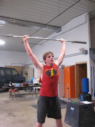 CrossFit 10 040
