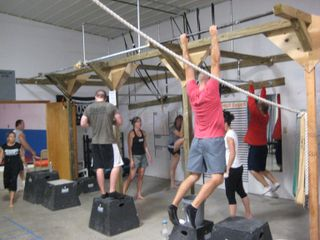 CrossFit 10 154 2