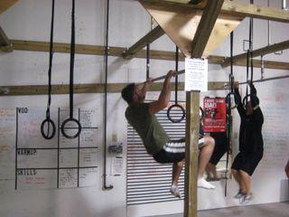 CrossFit 10 165