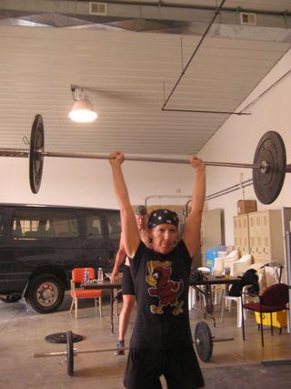 CrossFit 10 403