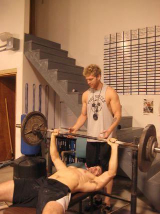 CrossFit 10 521