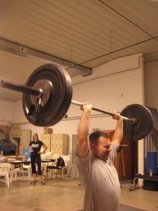 CrossFit 10 563